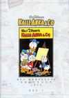 Cover for Kalle Anka & C:o – den kompletta årgången (Egmont, 1998 series) #1/1958