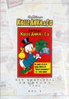 Cover for Kalle Anka & C:o – den kompletta årgången (Egmont, 1998 series) #6/1961