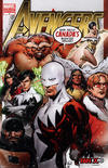 Cover Thumbnail for Avengers (2010 series) #4 [Alpha Flight Fan Expo Canada Variant]