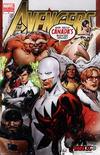 Cover for Avengers (Marvel, 2010 series) #4 [Alpha Flight Fan Expo Canada Variant]
