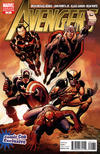 Cover Thumbnail for Avengers (2010 series) #1 [Comic Con Exclusive Variant]