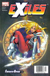 Cover for Exiles (Marvel, 2001 series) #35 [Newsstand]