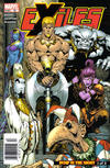 Cover for Exiles (Marvel, 2001 series) #55 [Newsstand]