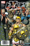 Cover for Exiles (Marvel, 2001 series) #56 [Newsstand]