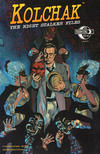 Cover for Kolchak: The Night Stalker Files (Moonstone, 2010 series) #2 [Cover A]