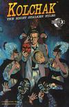 Cover for Kolchak: The Night Stalker Files (Moonstone, 2010 series) #2