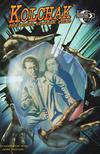 Cover for Kolchak: The Night Stalker Files (Moonstone, 2010 series) #2 [Cover B]