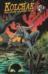 Cover for Kolchak: The Night Stalker Files (Moonstone, 2010 series) #2 [Cover C]