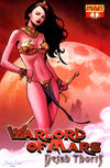 Cover Thumbnail for Warlord of Mars: Dejah Thoris (2011 series) #1 [Cover C - Sean Chen Cover]