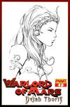 Cover Thumbnail for Warlord of Mars: Dejah Thoris (2011 series) #1 [Finch Retailer Incentive Sketch Cover]