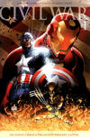 Cover for Civil War (Marvel, 2006 series) #1 [Aspen Comics Exclusive Variant Cover]