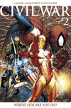 Cover for Civil War (Marvel, 2006 series) #2 [Retailer Incentive Color Cover]