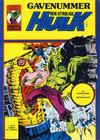 Cover for Hulk album (Atlantic Forlag, 1979 series) #[5] - Hulk gavenummer