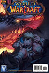 Cover for World of Warcraft (DC, 2008 series) #13 [Ludo Lullabi Cover Variant]