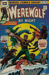Cover for Werewolf by Night (Marvel, 1972 series) #38 [30¢]