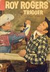 Cover for Roy Rogers (Serieforlaget / Se-Bladene / Stabenfeldt, 1954 series) #22/1956