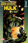 Cover for Ultimate Wolverine vs. Hulk (Marvel, 2006 series) #3 [Variant Edition]