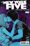 Cover for The New York Five (DC, 2011 series) #2