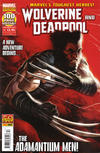Cover for Wolverine and Deadpool (Panini UK, 2010 series) #17