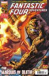 Cover for Fantastic Four Adventures (Panini UK, 2010 series) #13