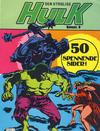 Cover for Hulk album (Atlantic Forlag, 1979 series) #9 - Hulk Superseriealbum