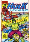 Cover for Hulk album (Atlantic Forlag, 1979 series) #[nn] - Hulk gavealbum