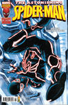 Cover for Astonishing Spider-Man (Panini UK, 2009 series) #27 [Tron Variant Cover]