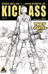 Cover Thumbnail for Kick-Ass (2008 series) #3 [Third Printing Variant]
