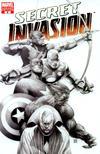 Cover Thumbnail for Secret Invasion (2008 series) #2 [Steve McNiven Variant Sketch Cover]