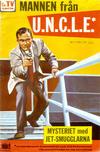 Cover for Mannen från U.N.C.L.E. (Semic, 1966 series) #1