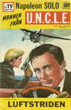 Cover for Mannen från U.N.C.L.E. (Semic, 1966 series) #9