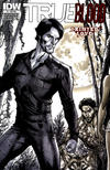 Cover for True Blood: Tainted Love (IDW, 2011 series) #1 [Retailer Incentive Wash Cover]