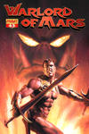 Cover for Warlord of Mars (Dynamite Entertainment, 2010 series) #5 [Cover C - Patrick Berkenkotter]