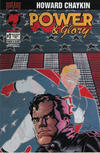 Cover Thumbnail for Power & Glory (1994 series) #1 [Serigraph Edition]