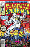 Cover for The Spectacular Spider-Man (Marvel, 1976 series) #9 [35¢]