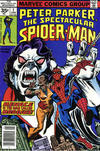 Cover for The Spectacular Spider-Man (Marvel, 1976 series) #7 [35¢]