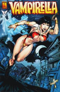 Cover Thumbnail for Vampirella (Harris Comics, 2001 series) #17 [Matthew Clark Cover]