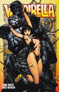 Cover Thumbnail for Vampirella (Harris Comics, 2001 series) #5 [David Finch Cover]
