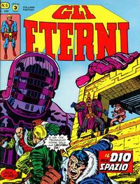 Cover Thumbnail for Gli Eterni (Editoriale Corno, 1978 series) #6