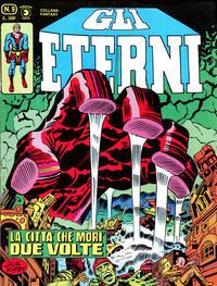 Cover Thumbnail for Gli Eterni (Editoriale Corno, 1978 series) #9