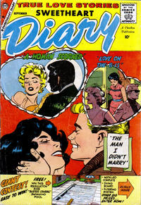 Cover Thumbnail for Sweetheart Diary (Charlton, 1955 series) #48