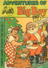 Cover Thumbnail for Adventures of Big Boy (Paragon Products, 1976 series) #22