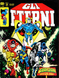 Cover for Gli Eterni (Editoriale Corno, 1978 series) #15