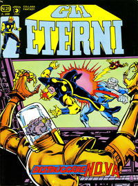 Cover Thumbnail for Gli Eterni (Editoriale Corno, 1978 series) #25