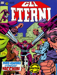 Cover Thumbnail for Gli Eterni (Editoriale Corno, 1978 series) #26