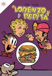 Cover Thumbnail for Lorenzo y Pepita (Editorial Novaro, 1954 series) #122