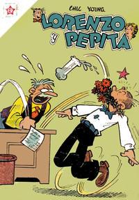 Cover Thumbnail for Lorenzo y Pepita (Editorial Novaro, 1954 series) #124