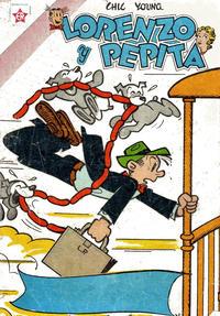 Cover Thumbnail for Lorenzo y Pepita (Editorial Novaro, 1954 series) #146