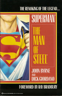 Cover Thumbnail for Superman: The Man of Steel (Random House, 1988 series) #[nn]