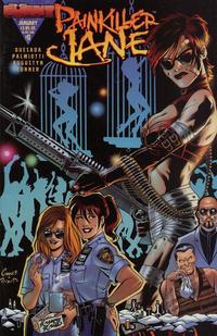 Cover Thumbnail for Painkiller Jane Zero (Event Comics, 1999 series) #0